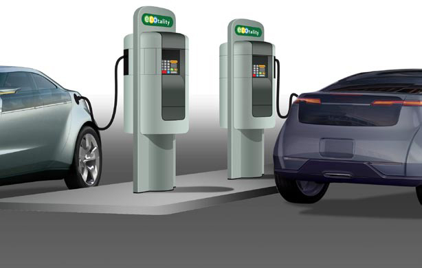 EV Charge Solutions Charging Station Catalog