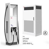 ABB Terra HP 350 DC Fast Charging Station