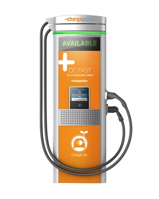 ChargePoint CPE 250 DCFC