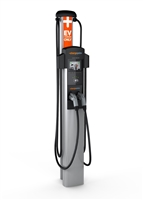 Chargepoint CT4021 Bollard Mount Double Car Charging Station