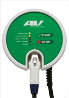 This is a photo of the AeroVironment RS series Car Charging Station
