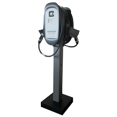 ClipperCreek HCS-60 48 AMP 25' With HCS Pedestal