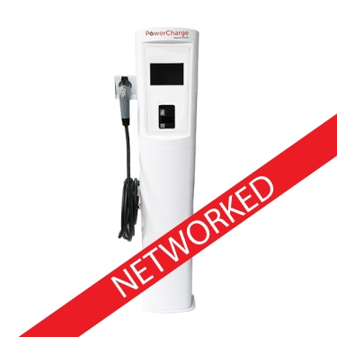 PowerCharge P20SPN Networked Commercial EV Charger